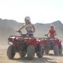 Quad dagtrips in Hurghada