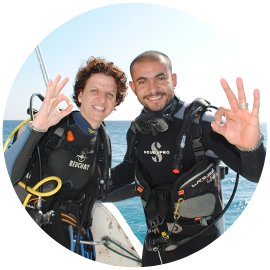 Discover scuba diving intro Hurghada