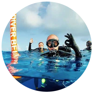 PADI Drift Diver Specialty
