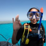 padi diving open water course