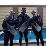 enjoy open water -diving in Egypt