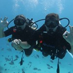 diving is fun padi