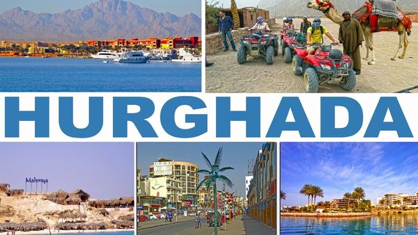 Ride like an Egyptian: How to easily move around during your stay in Hurghada